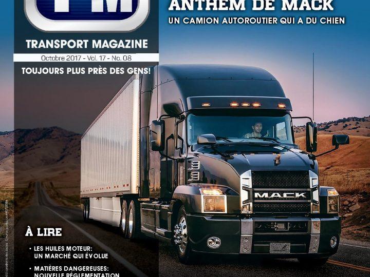 Transport Magazine 2017