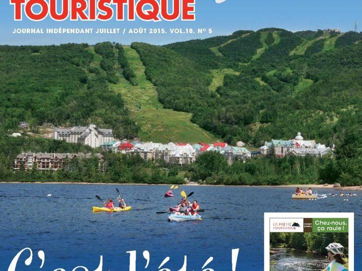 La Presse Touristique 2015