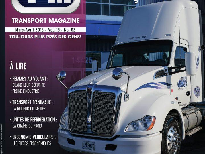 Transport Magazine 2018