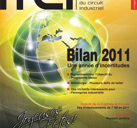 Magazine Circuit Industriel (rédacteur en chef) 2011