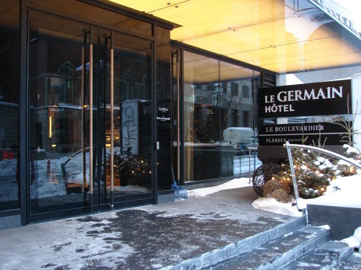 Le Germain Montréal et la Société Bistro
