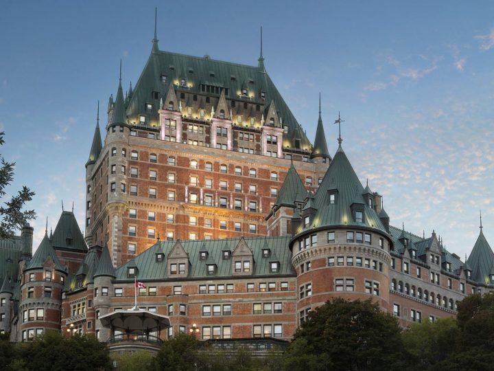 Château Frontenac : premier hôtel carboneutre au Canada