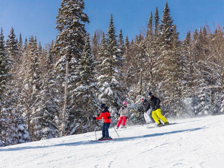 Du ski à meilleurs prix cet hiver au Québec