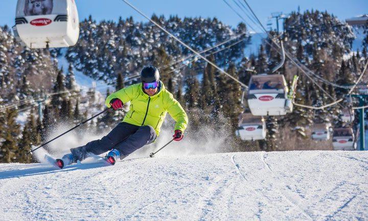 Skier en période de pandémie